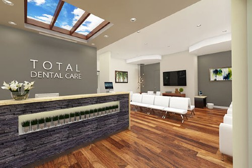 Total Dental Care Office