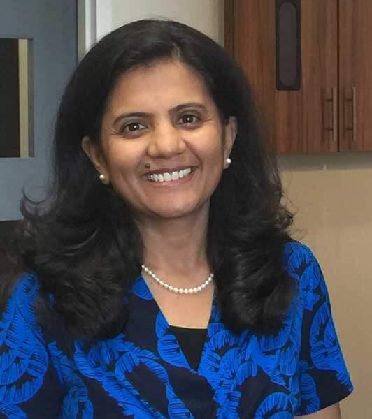 Dentist Dr. Asha Narendra